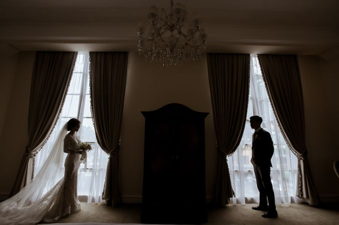 Derry & Sally Wedding Day by Anaz Khairunnaz - 008