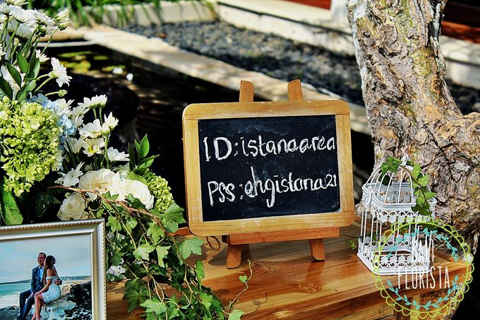 Chic, Natural, Rustic!! by Bali Florista - 011