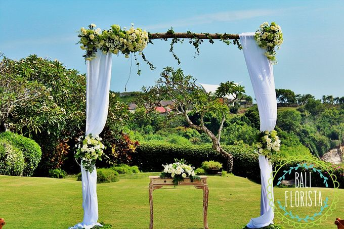 Chic, Natural, Rustic!! by Bali Florista - 013