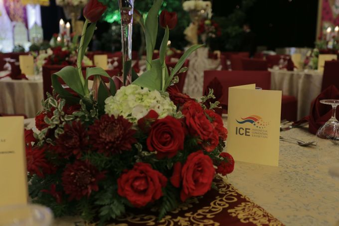 Lavish Wedding at Nusantara Hall - ICE BSD CITY by Indonesia Convention Exhibition (ICE) - 006