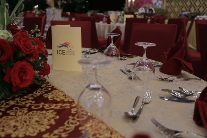 Lavish Wedding at Nusantara Hall - ICE BSD CITY by Indonesia Convention Exhibition (ICE) - 005
