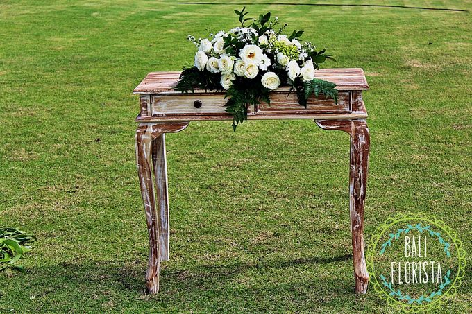 Chic, Natural, Rustic!! by Bali Florista - 016