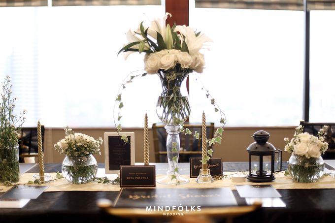 Nina Zatulini bridal shower by MERCANTILE PENTHOUSE WEDDING - 005