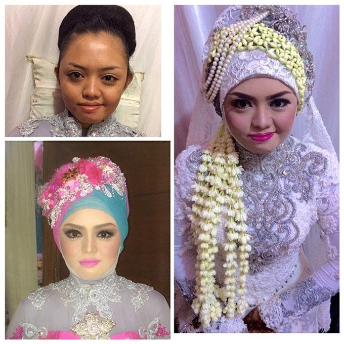 Tambahkan ke board salon ratu bridal by salon ratu samarinda 003