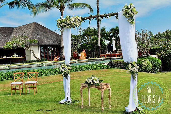 Chic, Natural, Rustic!! by Bali Florista - 001