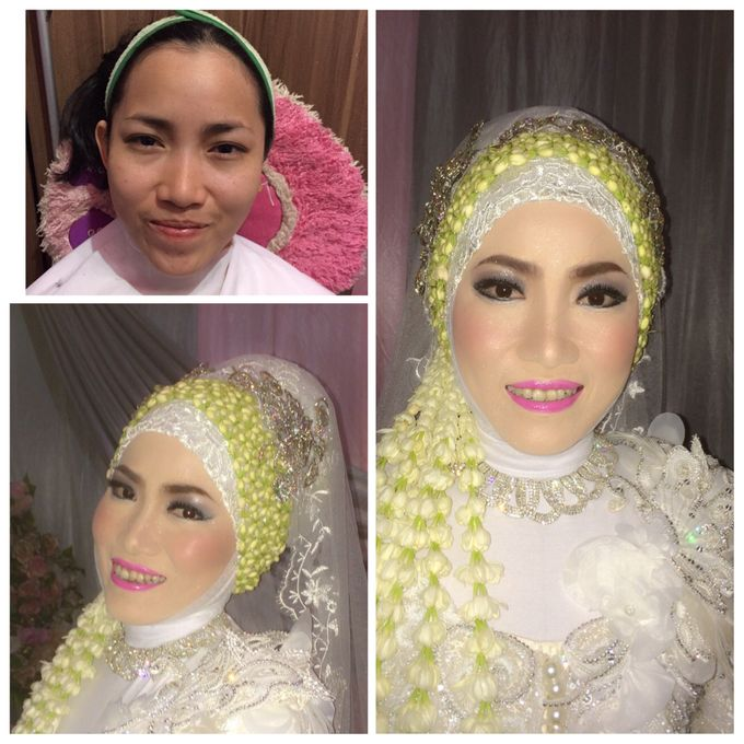 Tambahkan ke board salon ratu bridal by salon ratu samarinda 004