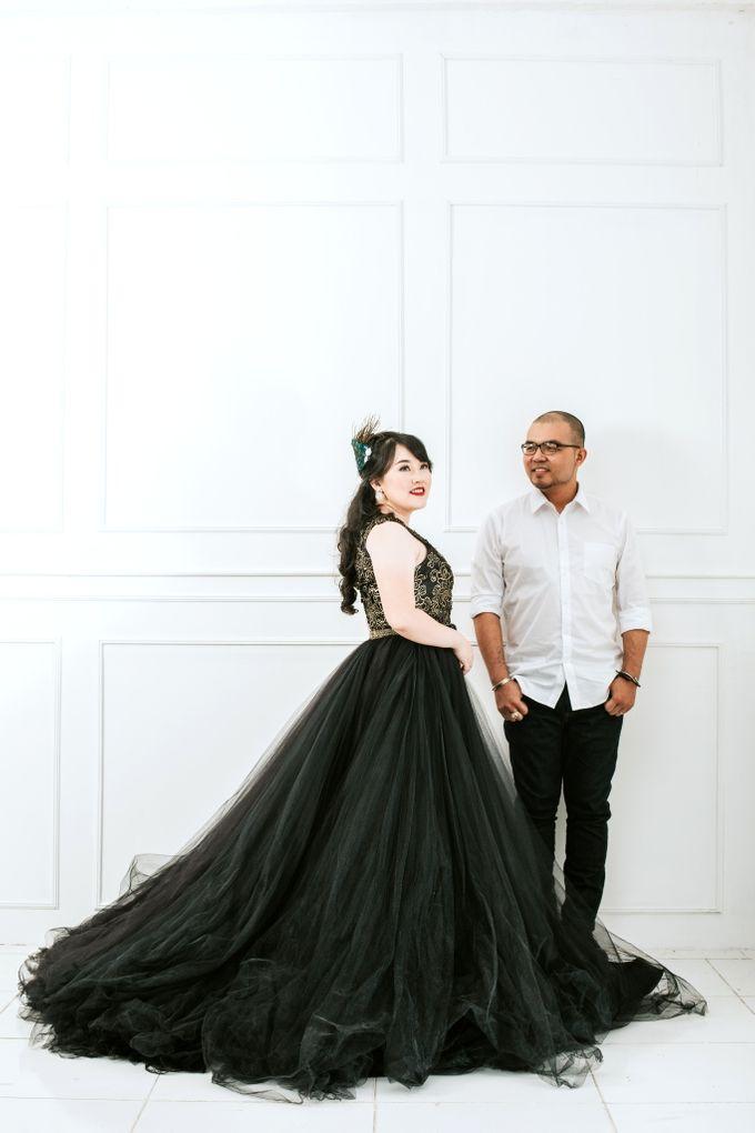 Kris & Suryani prewedding by Artinie - 008