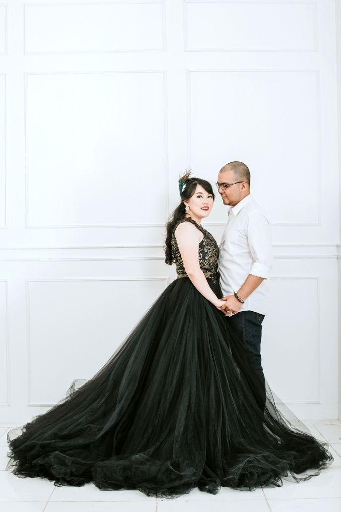 Kris & Suryani prewedding by Artinie - 009