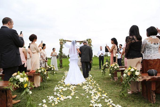 Sekar & Frank Wedding by Visesa Ubud - 003
