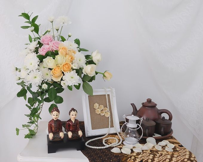 DECORATION by Benangsari Flower Studio - 002