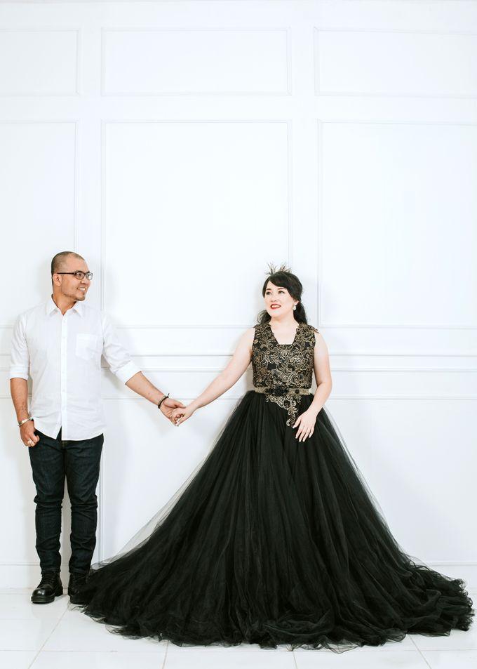 Kris & Suryani prewedding by Artinie - 010