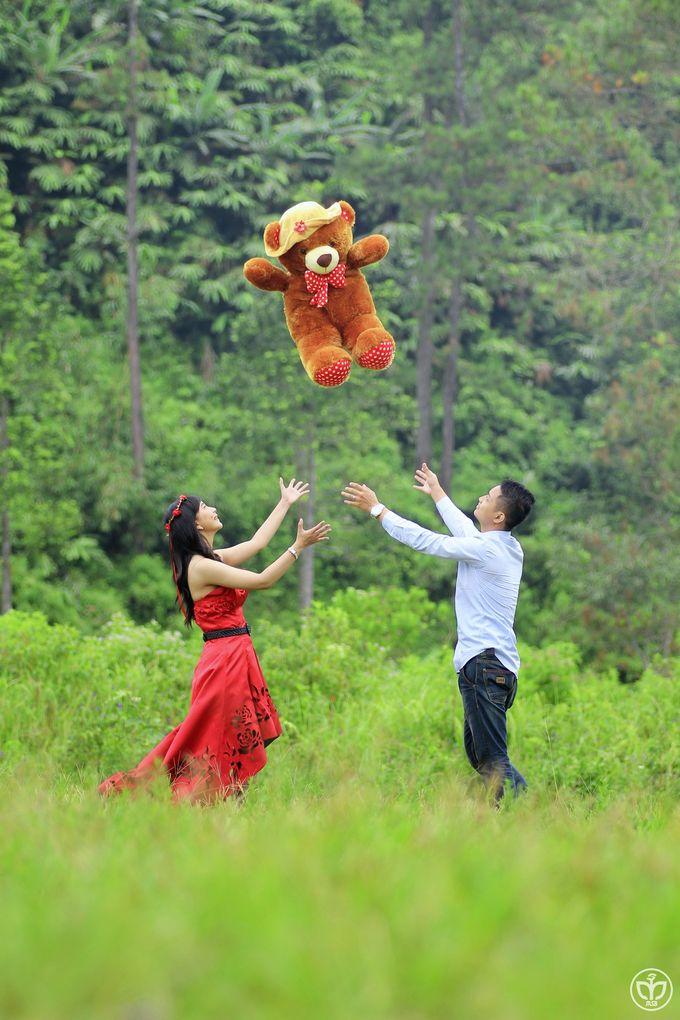 Anggun & Riyan Prewedding by MSB Photography - 013