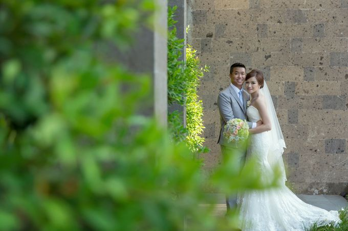 WEDDING ALEX & YITING by Fairmont Sanur Beach Bali - 016