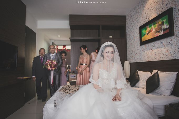 Ferry & Evi Wedding by alivio photography - 018