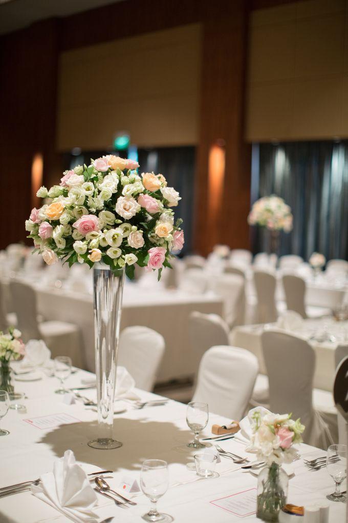 Lavish Grand Ballroom by Amara Sanctuary Resort Sentosa - 025