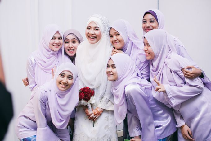 Nina & Alif Solemnization Event by Hanif Fazalul Photography & Cinematography - 011