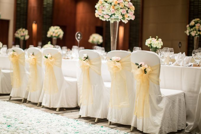 Lavish Grand Ballroom by Amara Sanctuary Resort Sentosa - 026