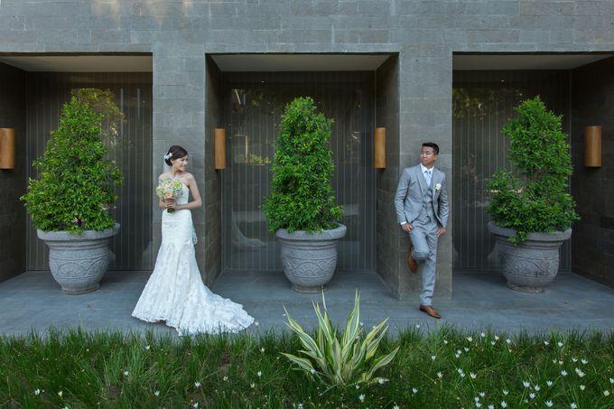 WEDDING ALEX & YITING by Fairmont Sanur Beach Bali - 017