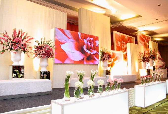 Wedding Decoration by MASON PINE HOTEL - 005