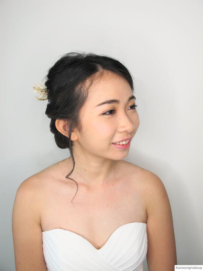 Bridal by Zan Wong Makeup - 002