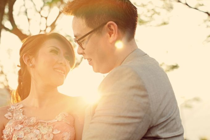 Prewedding by Makeup by Ie - 001