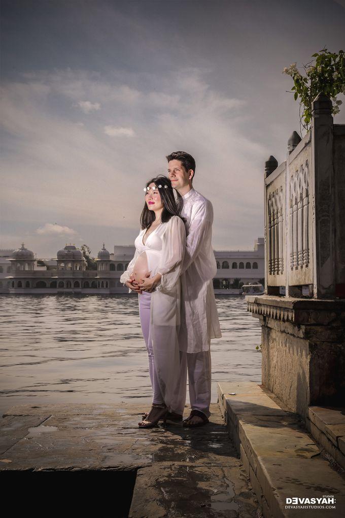 Amy and Tim Maternity shoot by Devasyah: Studios - 002
