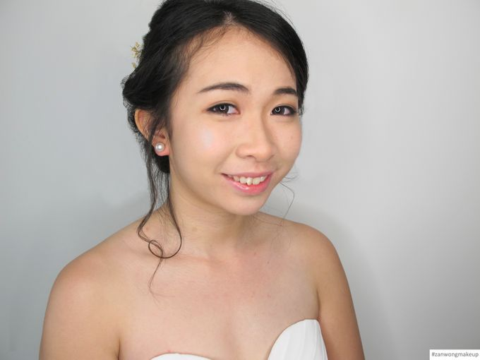 Bridal by Zan Wong Makeup - 003
