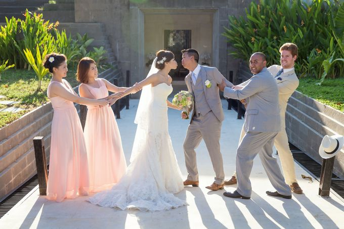 WEDDING ALEX & YITING by Fairmont Sanur Beach Bali - 018
