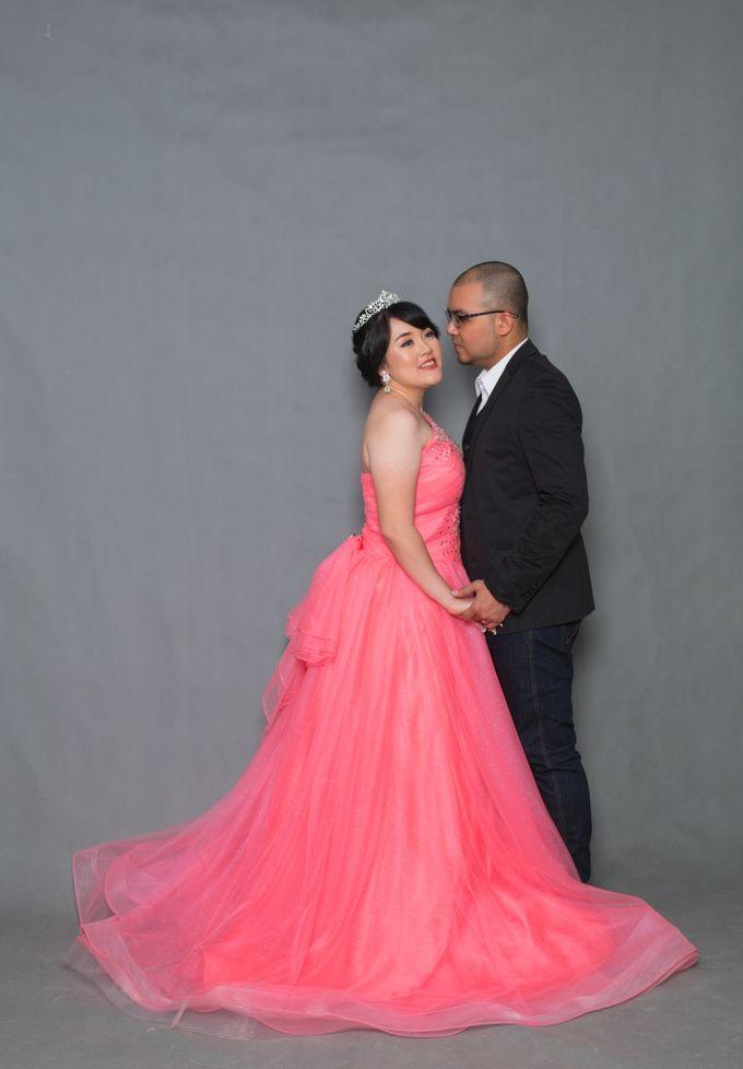 Kris & Suryani prewedding by Artinie - 006