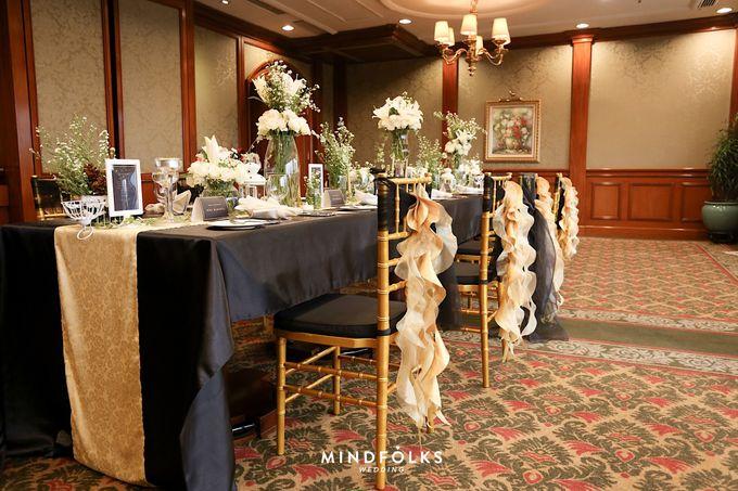 Nina Zatulini bridal shower by MERCANTILE PENTHOUSE WEDDING - 010