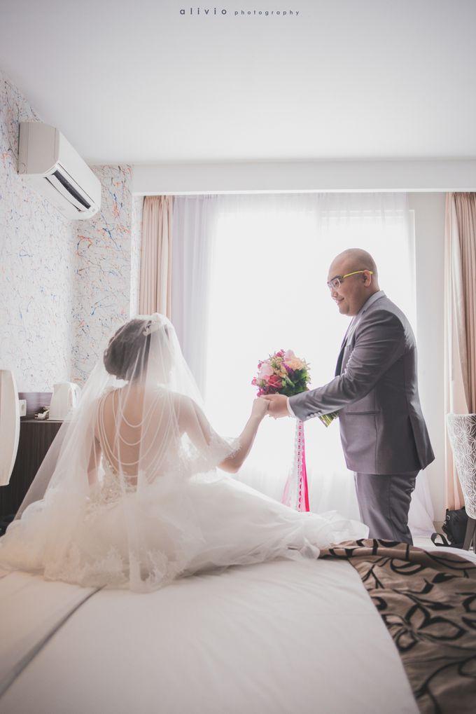 Ferry & Evi Wedding by alivio photography - 019