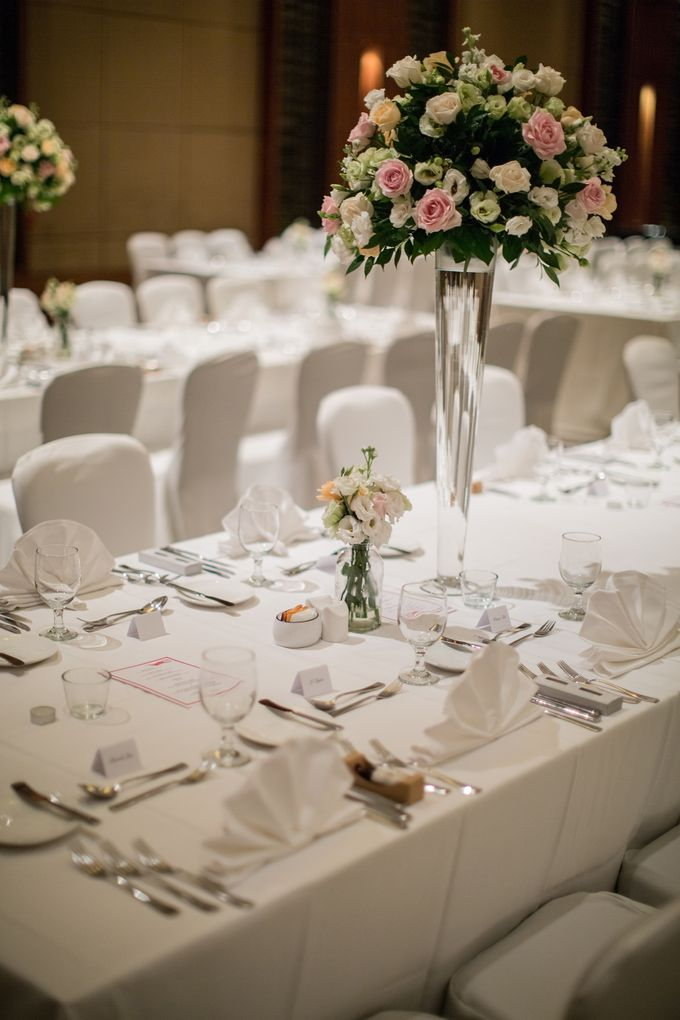 Lavish Grand Ballroom by Amara Sanctuary Resort Sentosa - 028