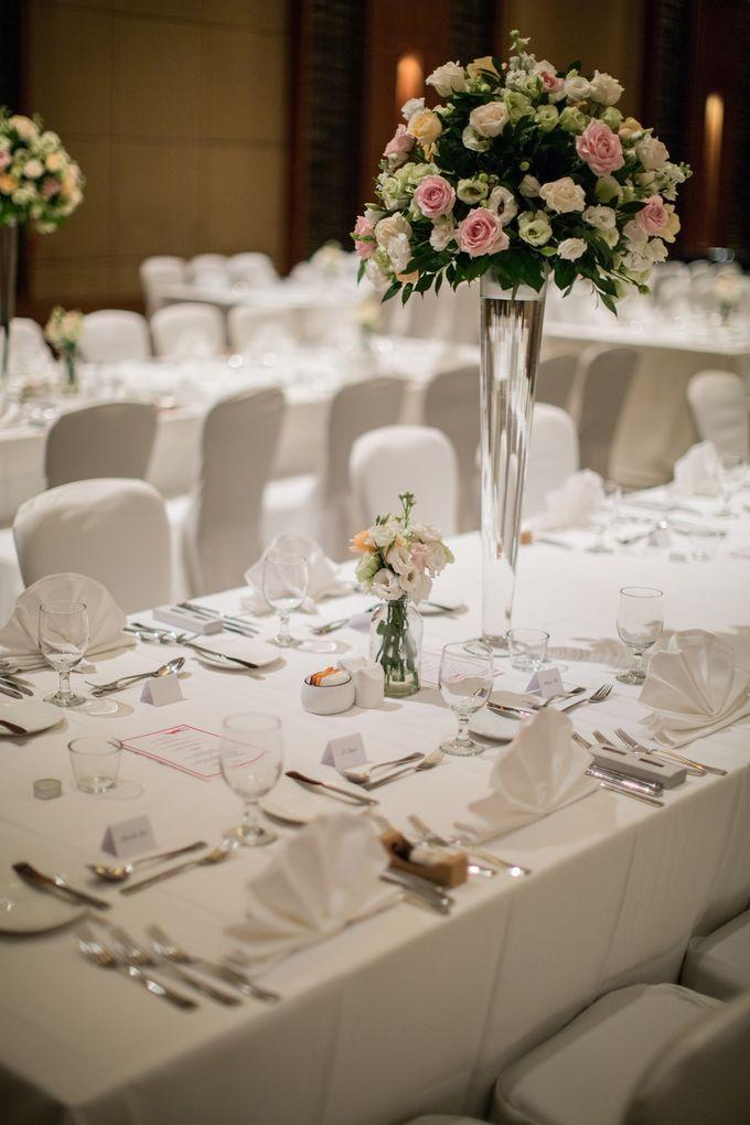 Lavish Grand Ballroom by Amara Sanctuary Resort Sentosa - 010