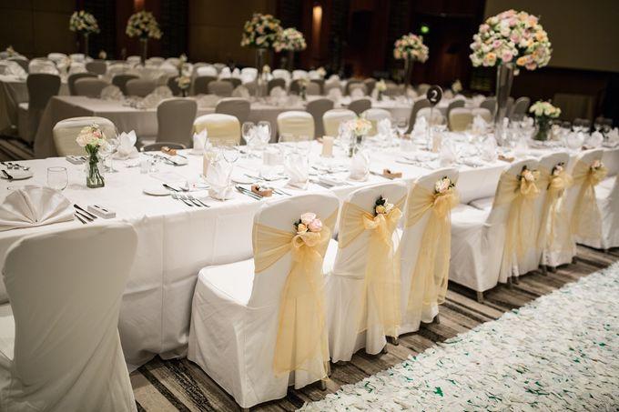 Lavish Grand Ballroom by Amara Sanctuary Resort Sentosa - 029