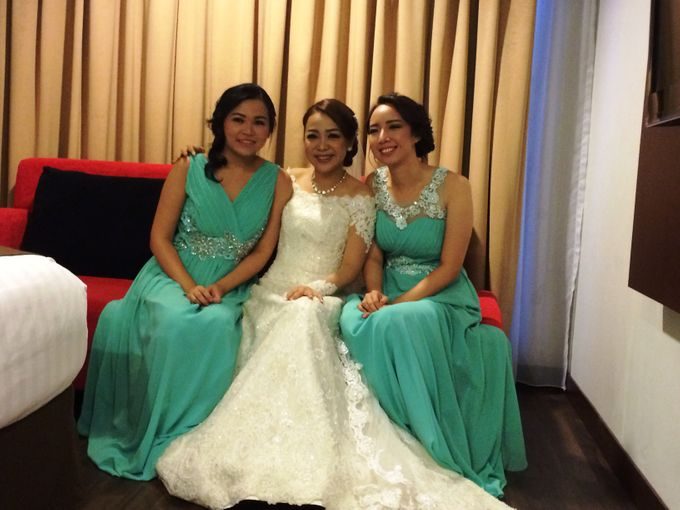 The Wedding Of Willy and Tina by JS Wedding Planner Organizer and Entertainment - 001