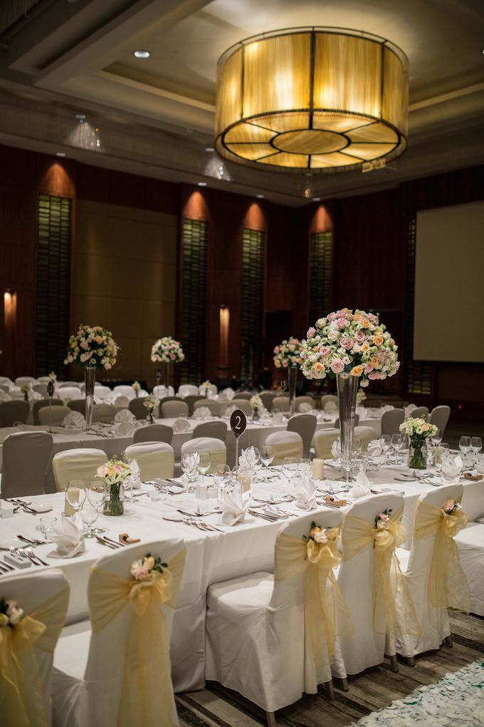 Lavish Grand Ballroom by Amara Sanctuary Resort Sentosa - 021