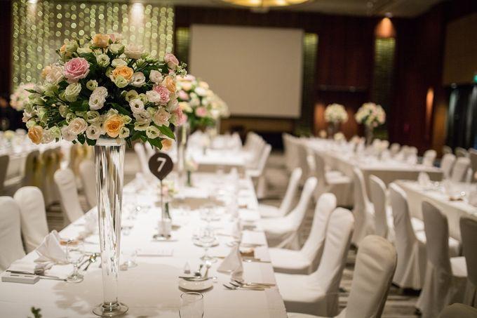 Lavish Grand Ballroom by Amara Sanctuary Resort Sentosa - 022
