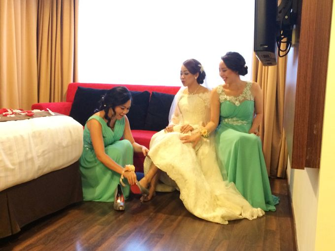 The Wedding Of Willy and Tina by JS Wedding Planner Organizer and Entertainment - 002