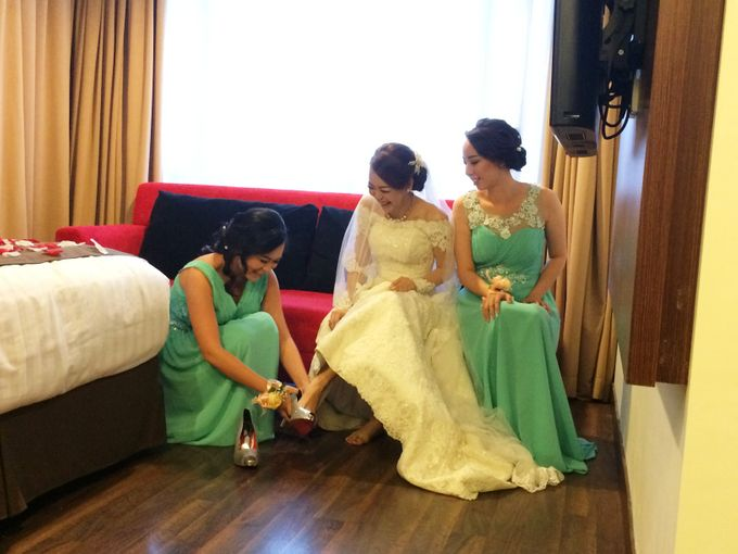 The Wedding Of Willy and Tina by JS Wedding Planner Organizer and Entertainment - 003
