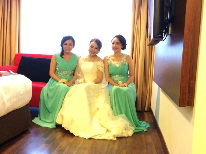 The Wedding Of Willy and Tina by JS Wedding Planner Organizer and Entertainment - 004
