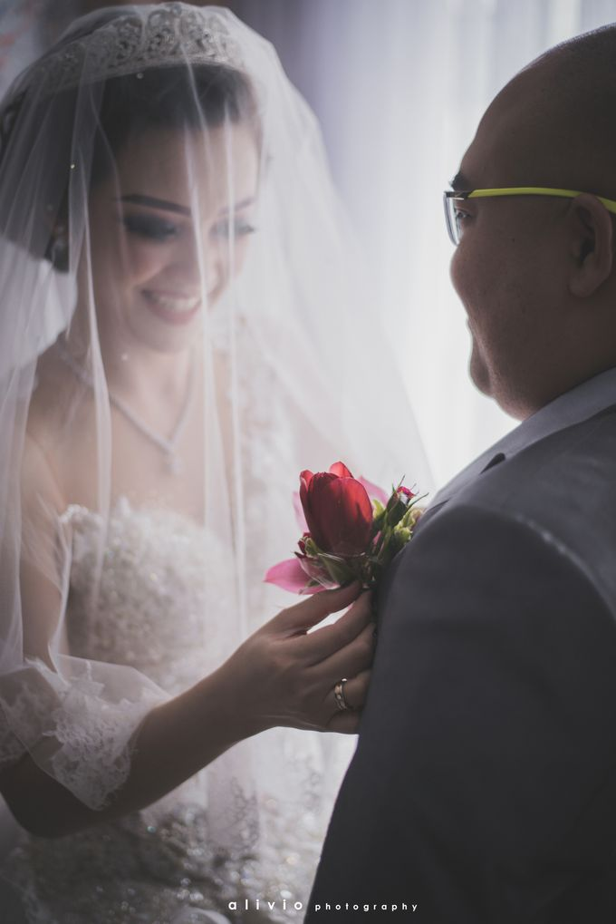 Ferry & Evi Wedding by alivio photography - 020