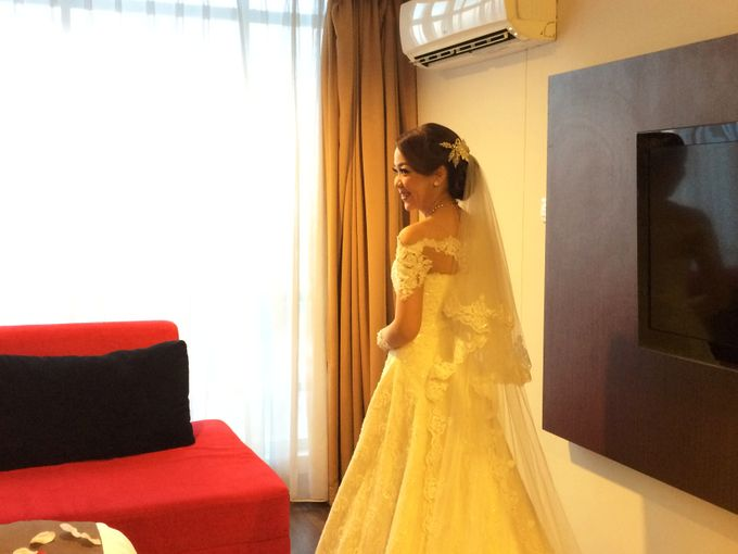 The Wedding Of Willy and Tina by JS Wedding Planner Organizer and Entertainment - 005