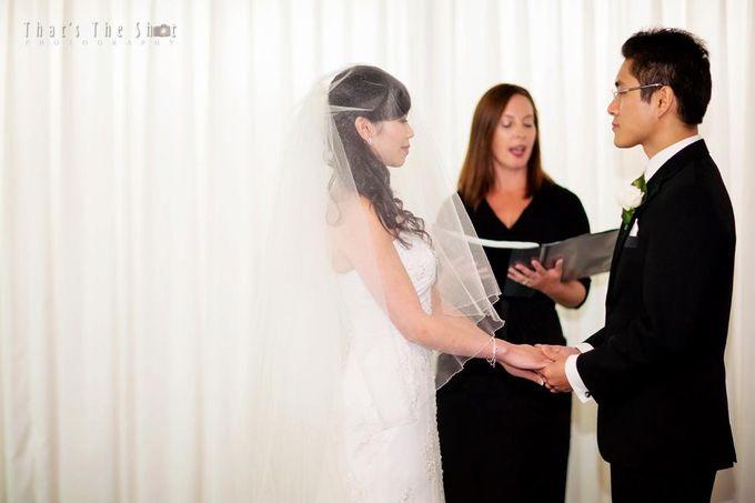 Wedding | Celia & Mark by Felicia Sarwono Makeup Art - 011