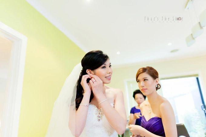 Wedding | Celia & Mark by Felicia Sarwono Makeup Art - 010