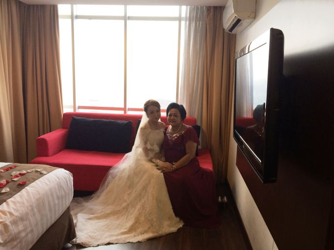 The Wedding Of Willy and Tina by JS Wedding Planner Organizer and Entertainment - 007