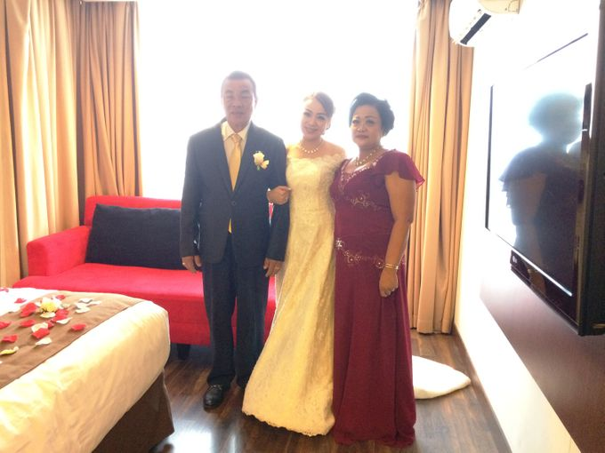 The Wedding Of Willy and Tina by JS Wedding Planner Organizer and Entertainment - 008