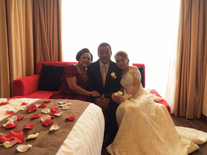 The Wedding Of Willy and Tina by JS Wedding Planner Organizer and Entertainment - 009