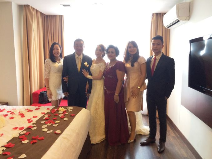The Wedding Of Willy and Tina by JS Wedding Planner Organizer and Entertainment - 010
