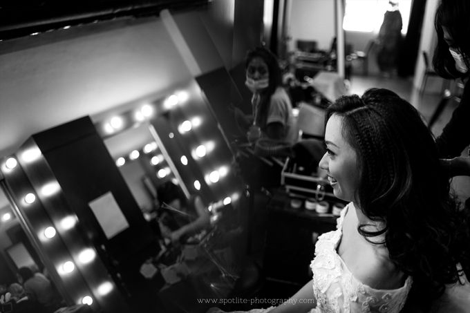 ALBERT & SINTHIA - WEDDING DAY by Spotlite Photography - 001