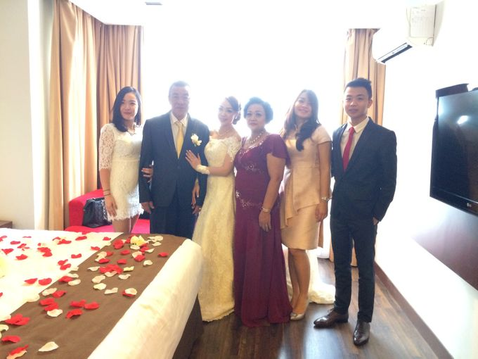 The Wedding Of Willy and Tina by JS Wedding Planner Organizer and Entertainment - 011